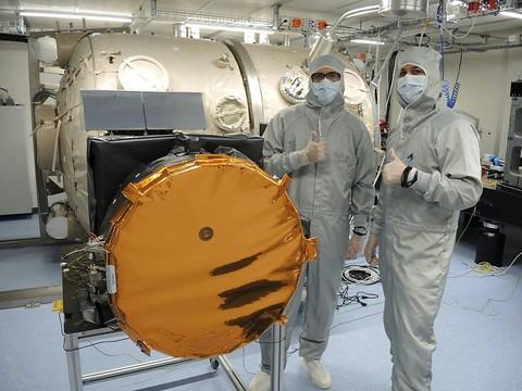CHEOPS - Mission du télescope d'études d'exoplanètes 20180405170600027