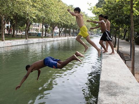 Canicule en Europe, le Portugal frôle le record européen de chaleur ... 81750a36ba81