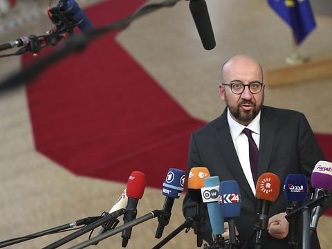 Le Premier Ministre Belge Charles Michel A Annonc Sa Dmission