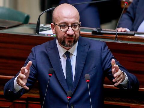 Malgr La Crise Le Gouvernement Belge Est Maintenu Jusquau Printemps