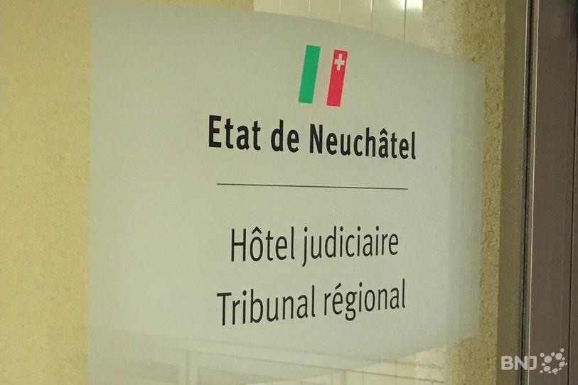 Le Tribunal régional de Boudry.