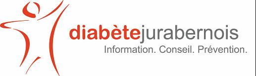 Le logo de l'Association des diabétiques du Jura bernois