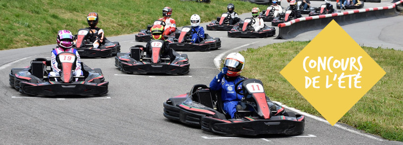 Concours de l'été - Karting de Vuiteboeuf