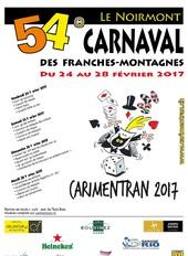 54ème Carnaval des Franches-Montagnes