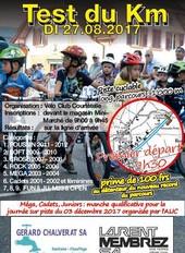 Vélo-Club Courtételle - test du kilomètre