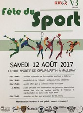 Fête du Sport de Valbirse