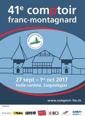 41ème Comptoir franc-montagnard