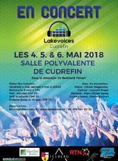 Lake Voices - Concerts 2018