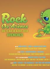 Rock Oz'Arènes 2018