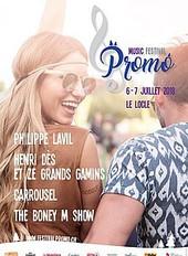 Music Festival Promo Le Locle