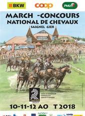 115ème Marché-Concours National de Chevaux