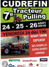 7ème Tracteur Pulling