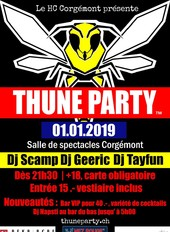 Thune Party / 01.01.2019