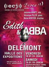 Spectacle Edith et ABBA