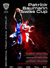 Finale de coupe suisse de basketball