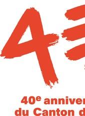 40ème anniversaire du Canton du Jura