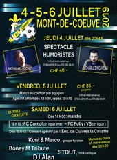 50ème FC Coeuve