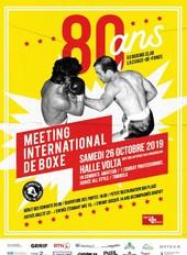 80 ans Boxing Club La Chaux-de-Fonds