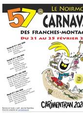 Carnaval des Franches-Montagnes