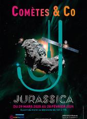 Comètes and Co - Jurassica Museum