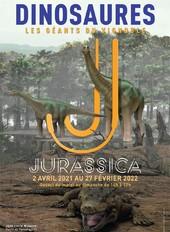 Jurassica - Dinosaures, les géants du vignoble