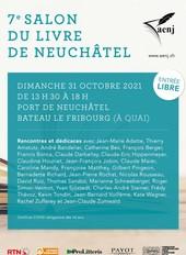 7ème Salon du Livre de Neuchâtel