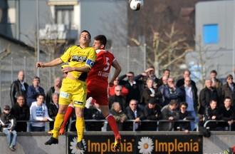 SR Delémont-FC Bienne