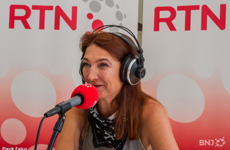Charlotte Carel, directrice du festival