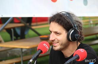 Fabien Zennaro Photo : Johan Gobet
