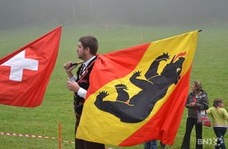 Les lanceurs de drapeaux