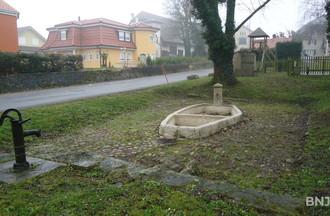 L'ancien lavoir de Wavre