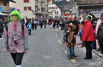 Cortège du carnaval du Jura