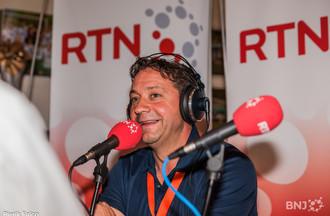 Mickael Hugoniot - directeur du festival