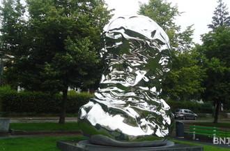 Le buste de Louis Chevrolet