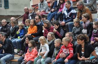 Festival de rue à Delémont