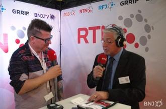 RTN en direct avec François Kiener, le président de Modhac