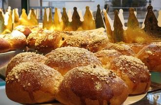 Couronnes en boulangerie
