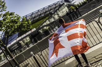 Suisse - France à Paris (Photo : Jonathan Vallat)