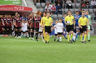 Neuchâtel Xamax FCS - Stoke City