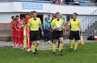 FC Moutier - FC Bienne (photo : Georges Henz)
