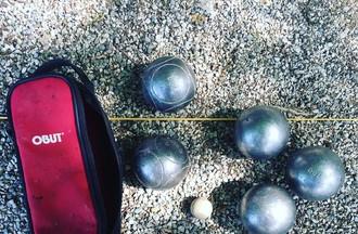 Un tournoi de pétanque à Vendlincourt