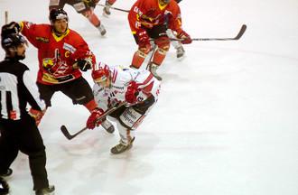 Match amical HC Université Neuchâtel - HC Franches-Montagnes