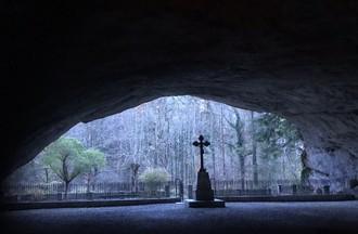 Visite à la grotte Ste-Colombe