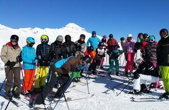 Ski à Adelboden