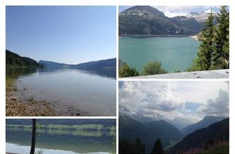 Voyage en Suisse romande