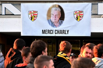 Hommage à Charly Corbat