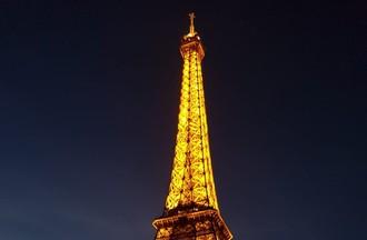 Première visite à Paris