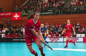 Tournoi des 4 nations - Suisse-Suède - Neuchâtel