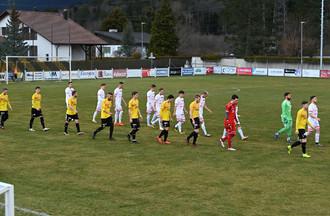 FC Bassecourt - FC Schötz
