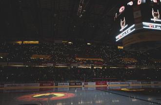La PostFinance Arena se prépare à accueillir les joueurs sur la glace